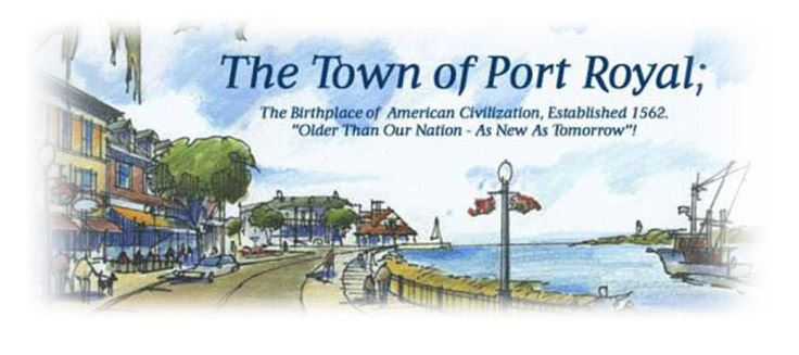 The Town of Port Royal